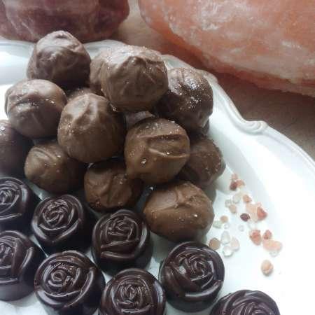 Трюфели и конфеты