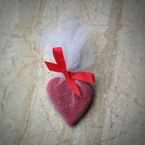 Марципановое сердце